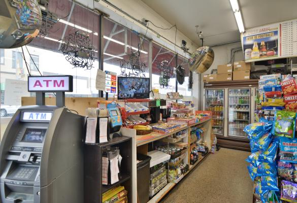 Produce Store Market Liquor Store Tobacco Store Business Opportunity