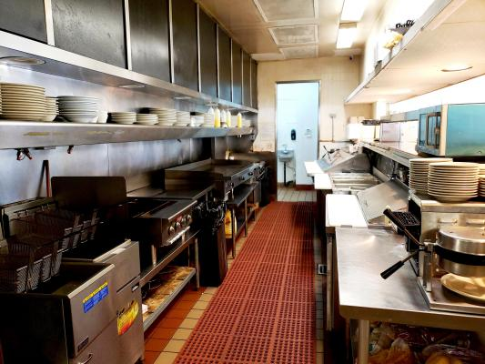 Selling A Vista, San Diego County Restaurant - Fully Renovated
