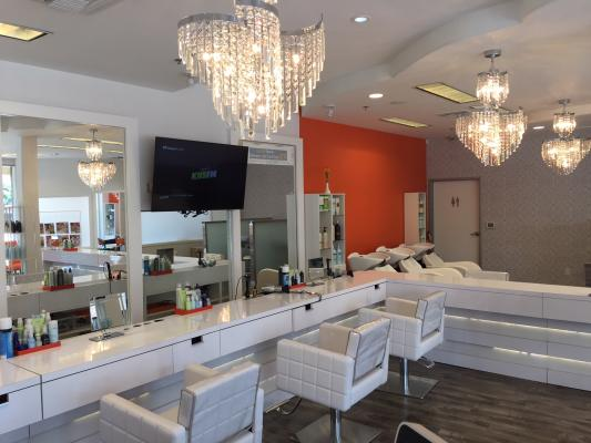 Salon With Blow Dry Bar Business For Sale