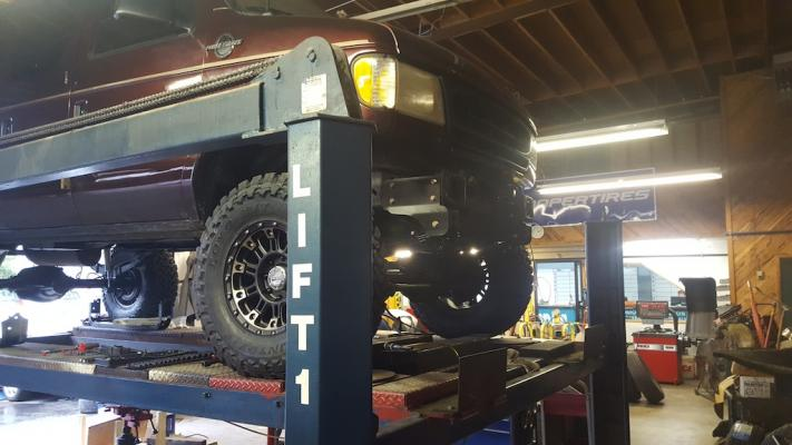 Morro Bay Tire Shop And Automotive Repair Service For Sale