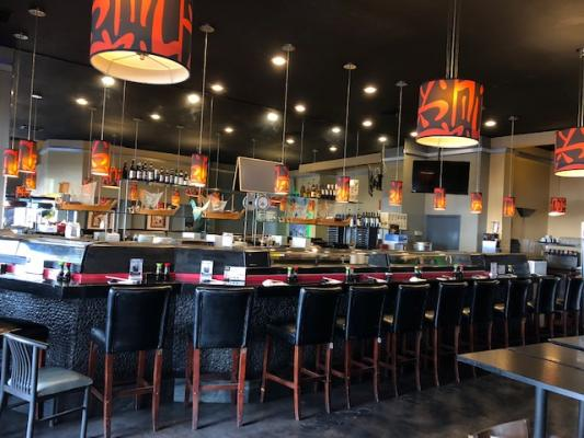 Gas Lamp Quarter, San Diego Sushi Restaurant - Convertible - Price Reduced For Sale