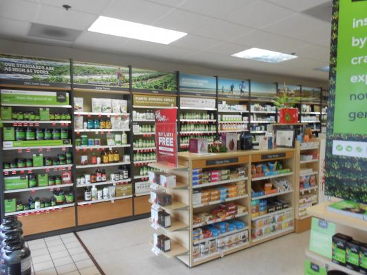 Nutrition And Supplement Franchise Business For Sale