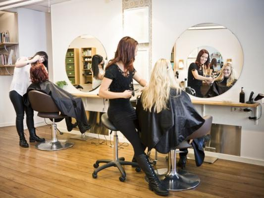 Hair Salon - Remodeled Company For Sale