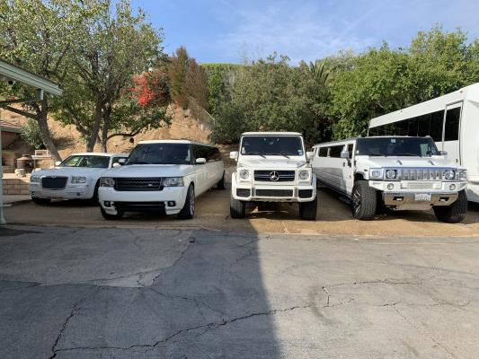 Los Angeles Area Limousine Transportation Service - Repeat Clients For Sale