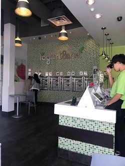 Pasadena, Los Angeles County  Yogurtland - Frozen Yogurt Franchise For Sale