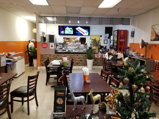 Lomita, Los Angeles County Fusion Japanese Restaurant For Sale