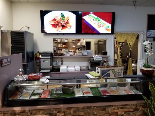 Fusion Japanese Restaurant Business For Sale