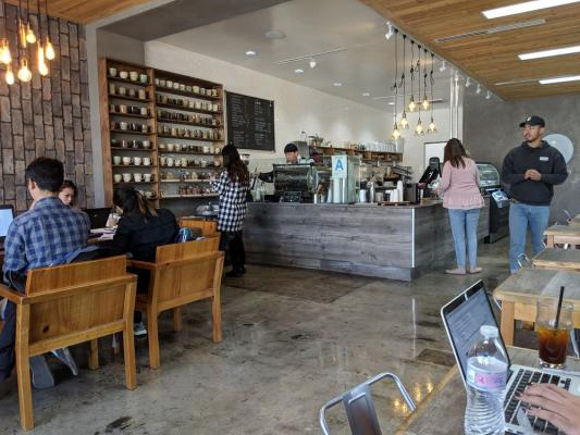 Los Angeles County Coffee Cafe For Sale