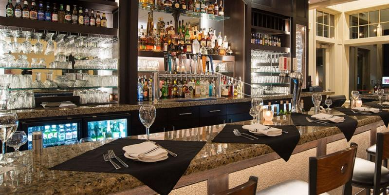 San Diego County Italian Restaurant With Full Bar For Sale