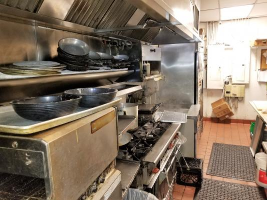 Roseville, Placer County Franchise Italian Restaurant For Sale