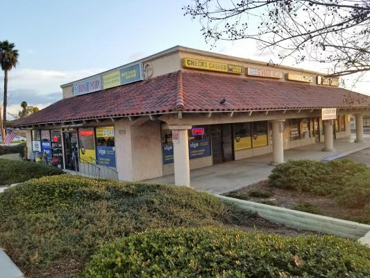 San Marcos, San Diego County Check Cashing, Western Union Service For Sale