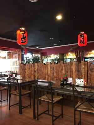 Japanese Restaurant With Sushi Bar Company For Sale