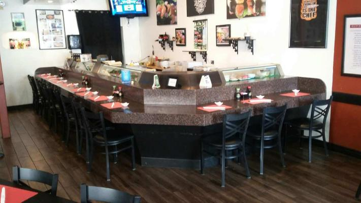 Corona, Riverside County Sushi Restaurant With Full Liquor - ABC 47 For Sale