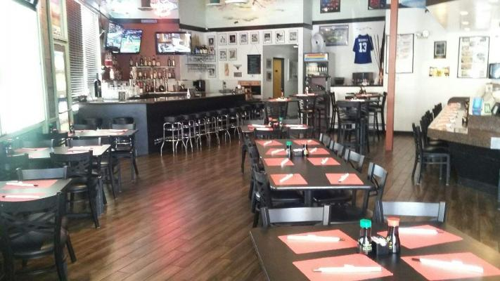 Sushi Restaurant With Full Liquor - ABC 47 Business For Sale