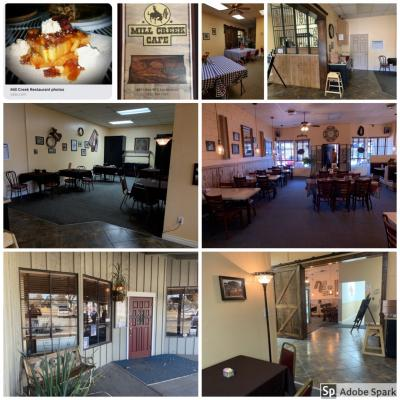 Los Molinos, Tehama County Cafe Restaurant For Sale