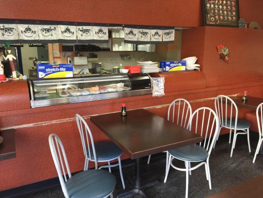 Contra Costa County Sushi And Japanese Restaurant - To Go For Sale