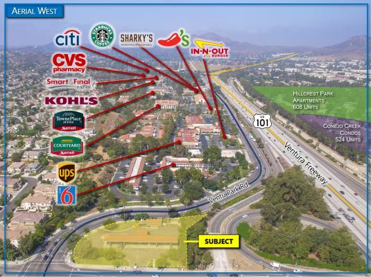 Los Angeles Area Gas Station Convenience Store Car Wash With Land For Sale