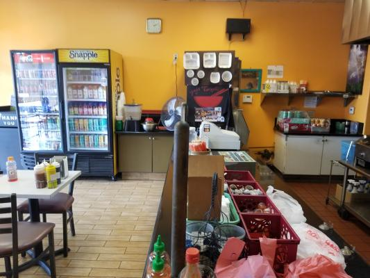 Teriyaki Restaurant - Fully Equipped Business For Sale