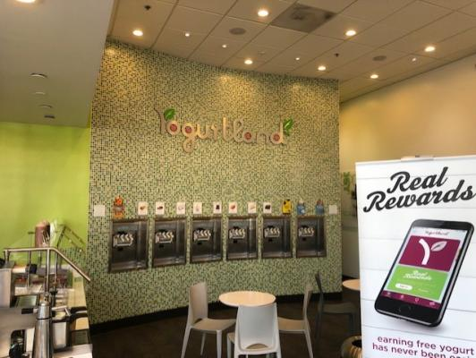 Los Angeles County Yogurtland Franchise  For Sale