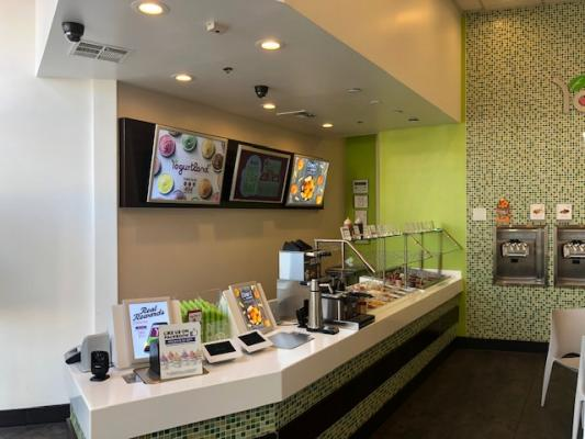 Self Serve Yogurt Franchise Yogurtland Business For Sale