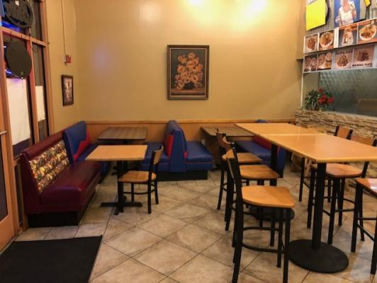 Greek Restaurant Business For Sale