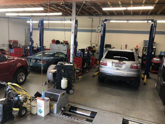 Morgan Hill, Santa Clara Area Auto Repair, Smog Testing, Oil Change Service For Sale