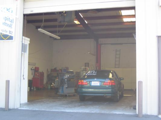 Sacramento Area Smog Brake Lamp Auto Repair Shop For Sale