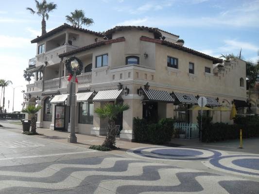 Balboa Village, Newport Beach Coffee House - Cafe For Sale