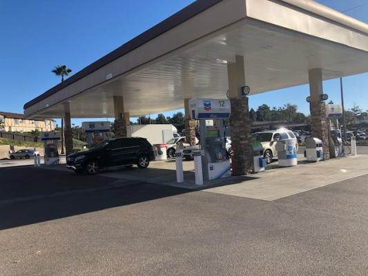 Chevron Gas Station And Full Service Car Wash Company For Sale