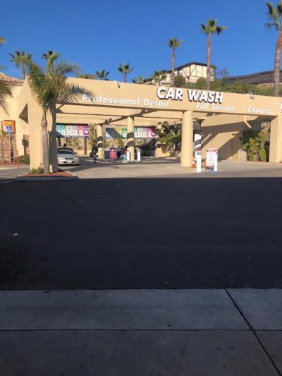 San Diego Area Chevron Gas Station And Full Service Car Wash Companies For Sale