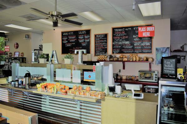 San Diego 5 Day Deli Restaurant For Sale