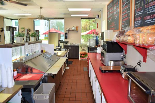 5 Day Deli Restaurant Business For Sale