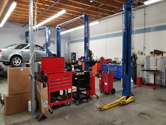 Santa Clara County Auto Repair And Smog Shop For Sale