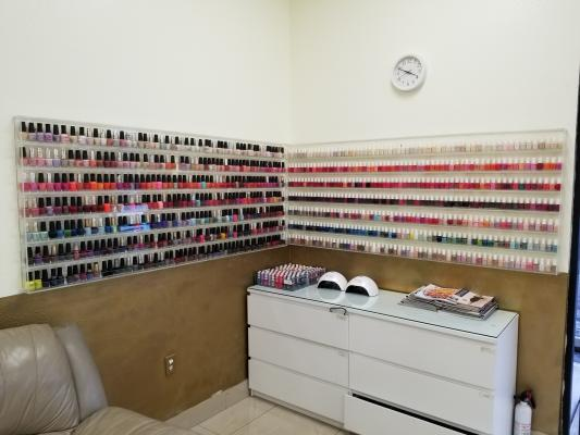 Nail Shop Business For Sale