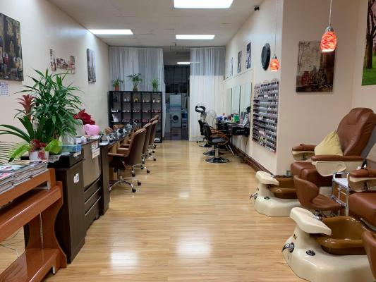 Nail And Hair Salon Business For Sale