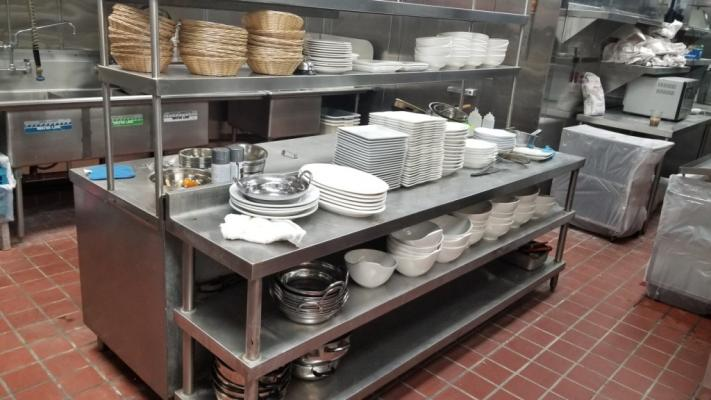 Asset Sale With Full Kitchen Business For Sale