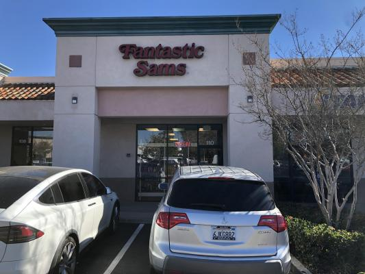 Riverside And Orange County  Fantastic Sams Hair Salon - Absentee Run For Sale