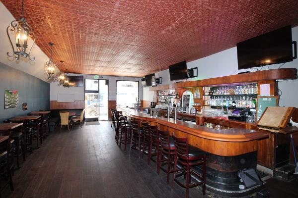 San Francisco Remodeled Bar And Restaurant - Asset Sale For Sale