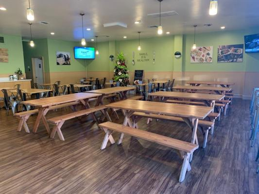 Los Angeles County Area Restaurant With Real Estate - Prime Location For Sale