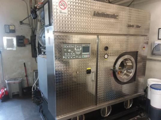 Buy, Sell A Dry Cleaners Plant - Hydrocarbon Machine Business