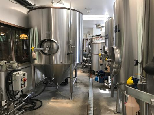 Brewery - Real Estate Included, The Snowshoe Business For Sale