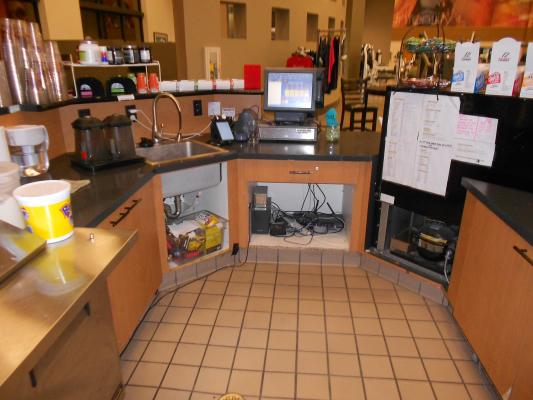 San Bernardino County Juice Bar Cafe For Sale