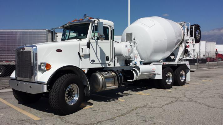 Orange County Area Ready Mix Concrete Delivery Service - B2B For Sale