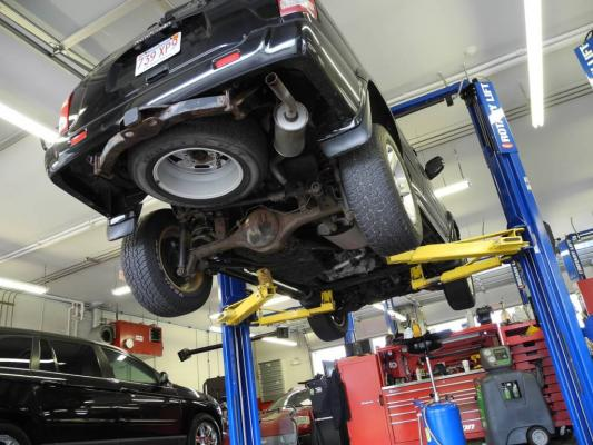 Inland Empire Profitable Full Service Auto Repair For Sale