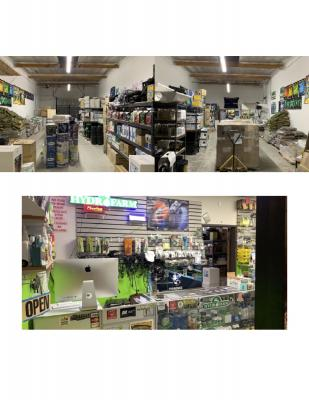 Riverside County Hydroponics Retail Store For Sale