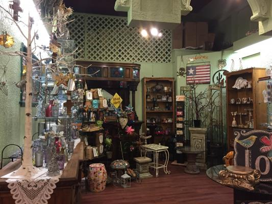 Riverside Flower Shop For Sale