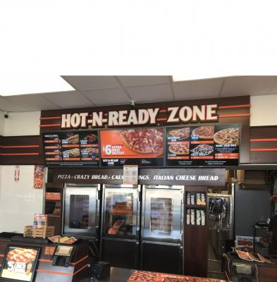 Los Angeles County Area Little Caesars Pizza - Absentee Run For Sale