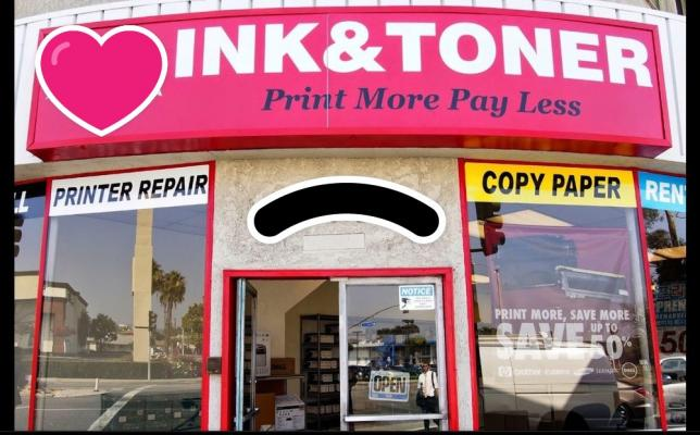 Monterey Park Ink And Toner Cartridge Re-Manufactured Service For Sale