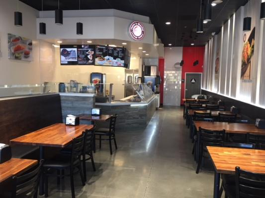 The Colonies, Upland Area Poke Restaurant For Sale