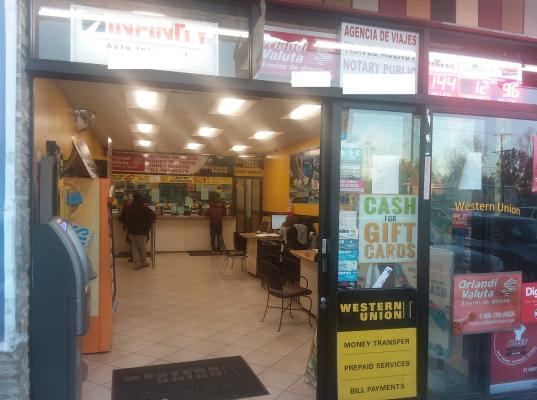 Check Cashing - Western Union - Absentee Owner Company For Sale